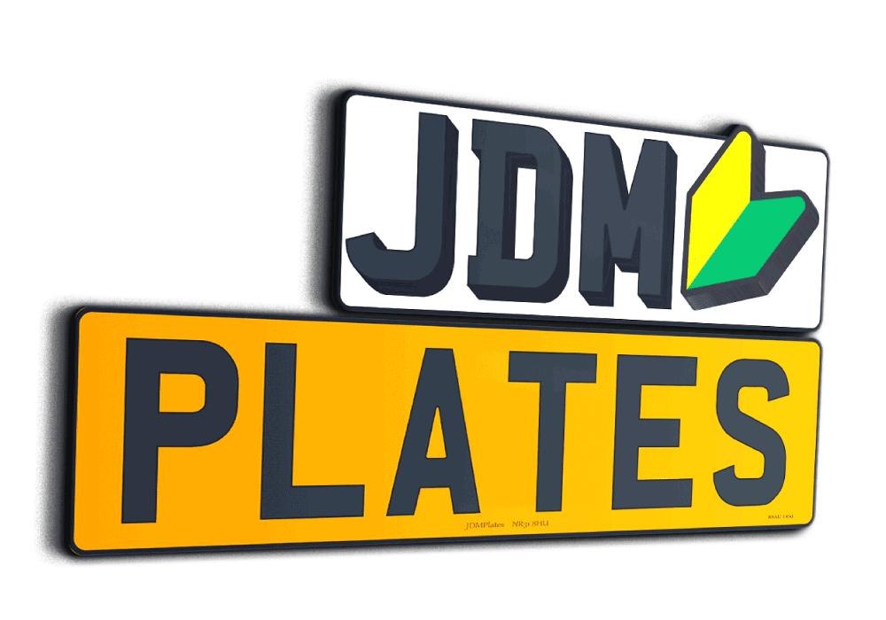 JDM Plates